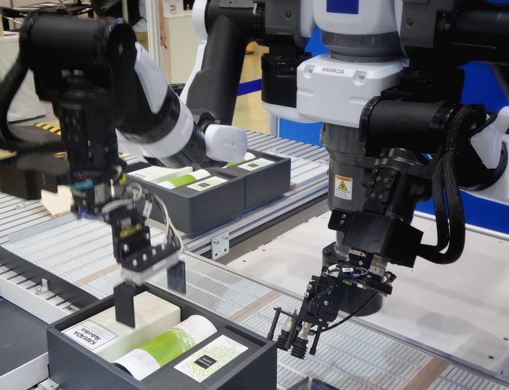 robot colaborativo cobot industria 4.0
