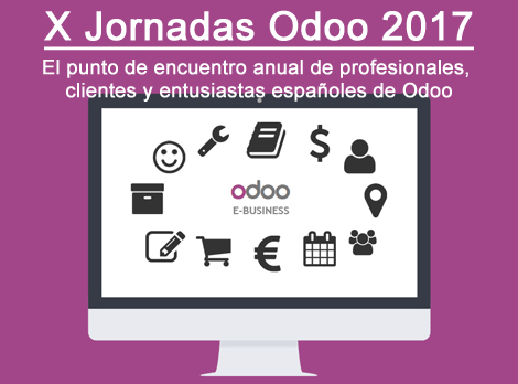 Jornadas Odoo Barcelona ADARIA Group